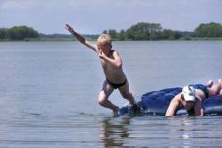 Правила поведения на воде при купании