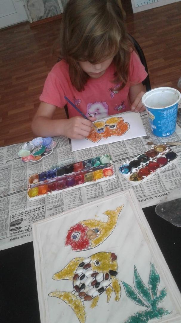 Кружок детского творчества