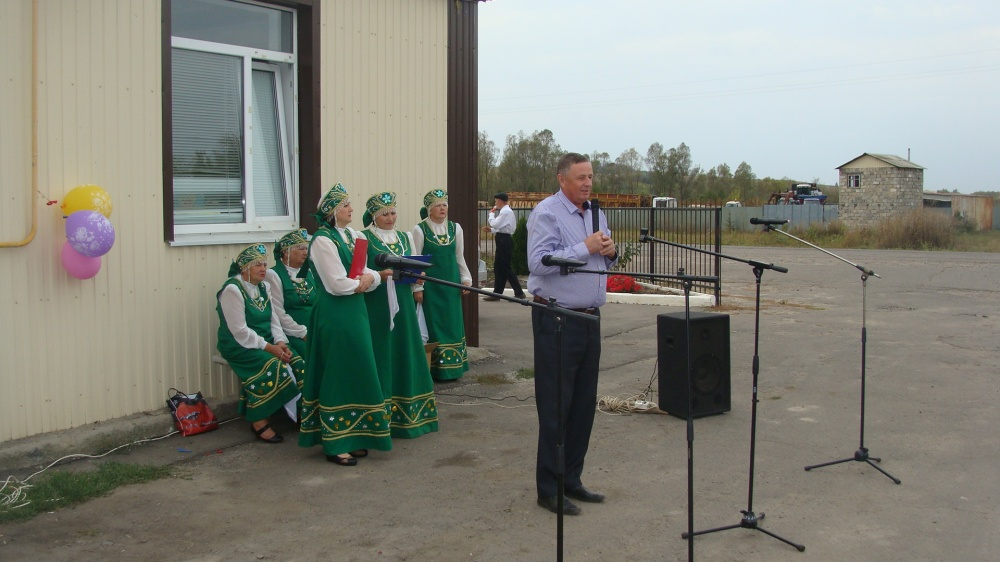 День  села  для  четырех отдаленных хуторов Скорорыбского поселения