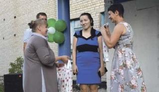 9 августа праздновали день села в Никитовке