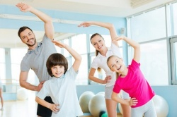 Утренняя зарядка – это путь к бодрости и здоровью!