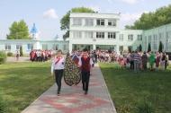 Митинг в честь 74-летия Победы ВОВ 8 мая 2019 года
