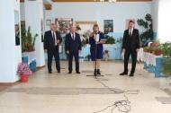 3 ноября в селе Никольское 1-е состоялось торжественное открытие парка культуры и отдыха –«Вдохновение»