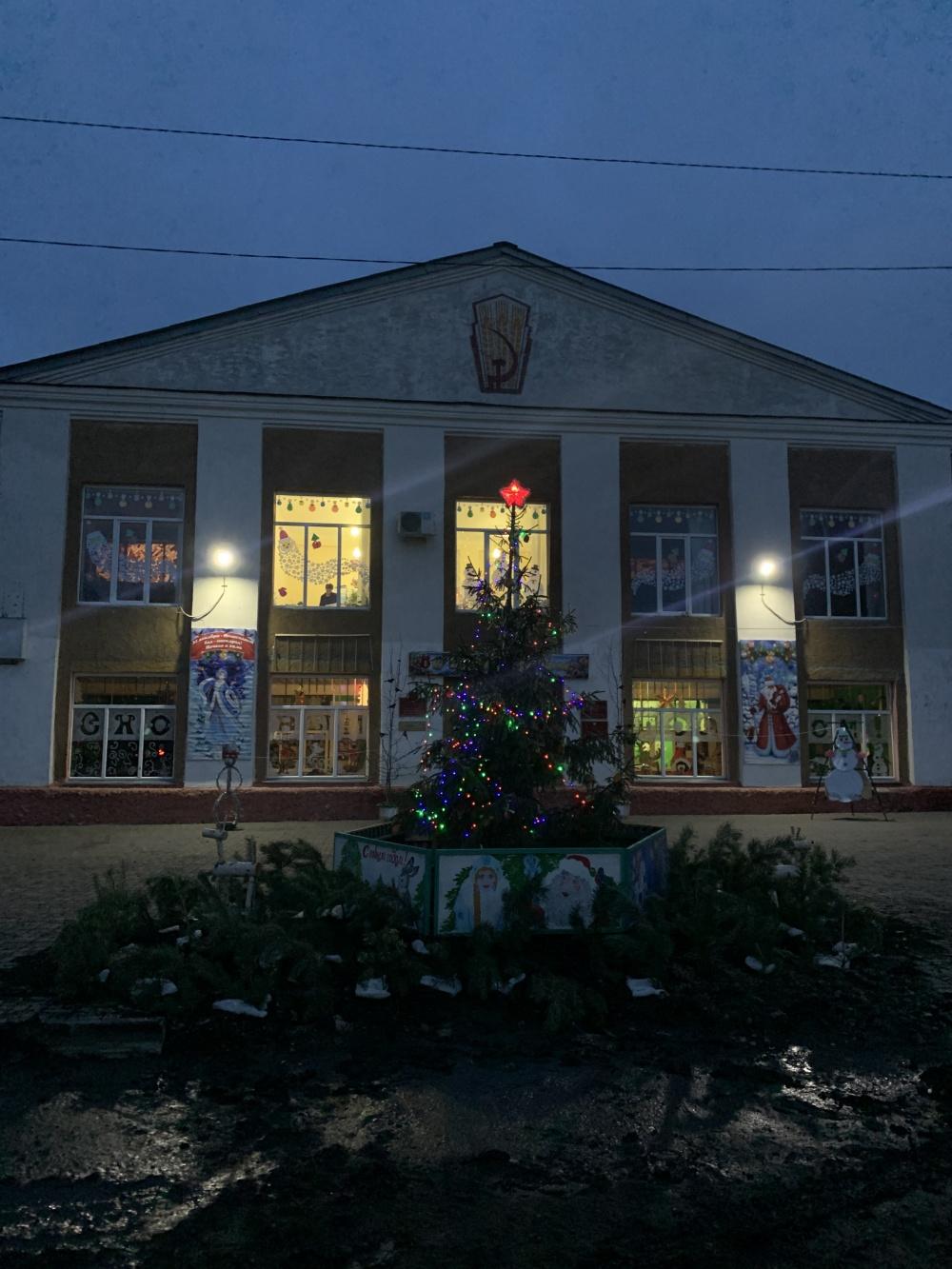 Победа в районном конкурсе «Новогодняя мозаика»