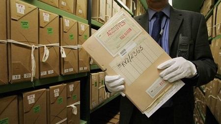 «Горячие» линии: «Документы из архива Управления Росреестра по Вологодской области»