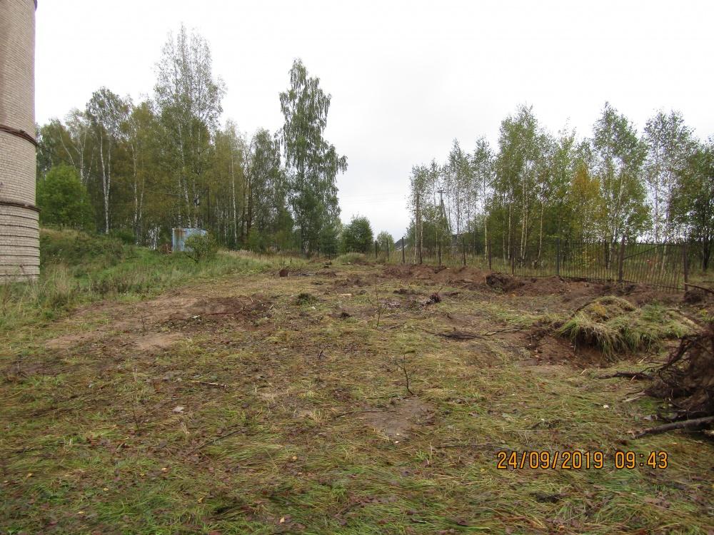 Выполнение мероприятий по монтажу системы очистки в Никольском сельском поселении