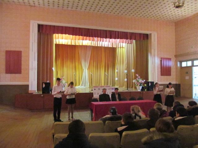 В Урывском сельском Доме культуры прошла встреча с бывшими воинами - интернационалистами, 13 февраля 2020 года