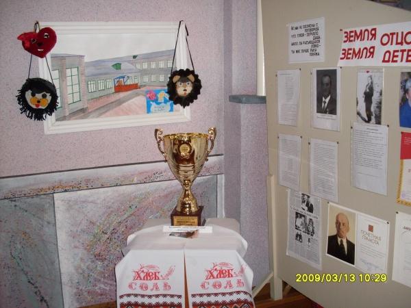 Музей Комсомольска 17