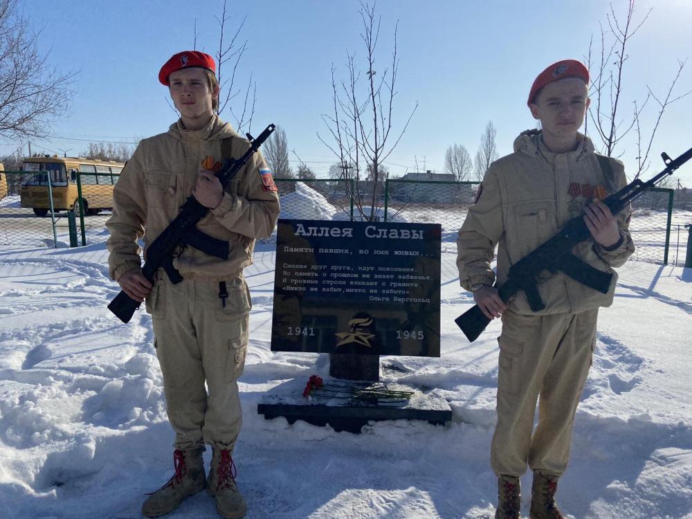 Самарская область присоединилась к акции «Защитим память героев».
