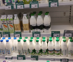 Как купить молочные продукты без заменителя молочного жира?
