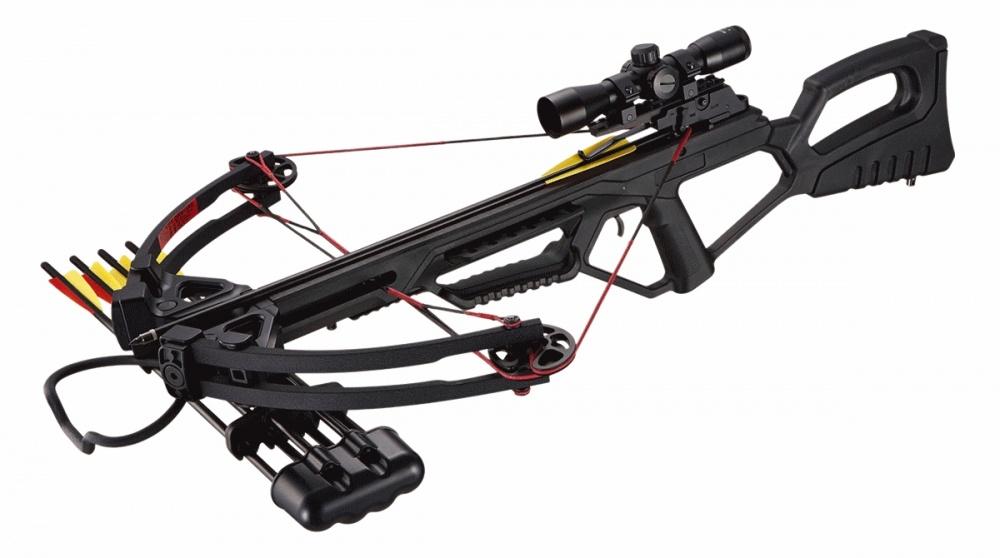 На луки и арбалеты распространены ограничения и требования, предъявляемые к гражданскому охотничьему оружию