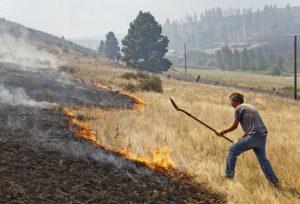 Памятка на  пожароопасный период 2021 года