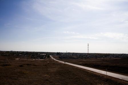 вид села Заплавное 2