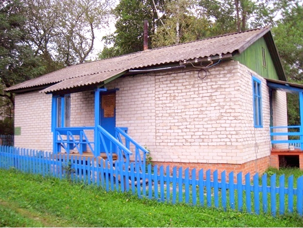 Здание ФАПа