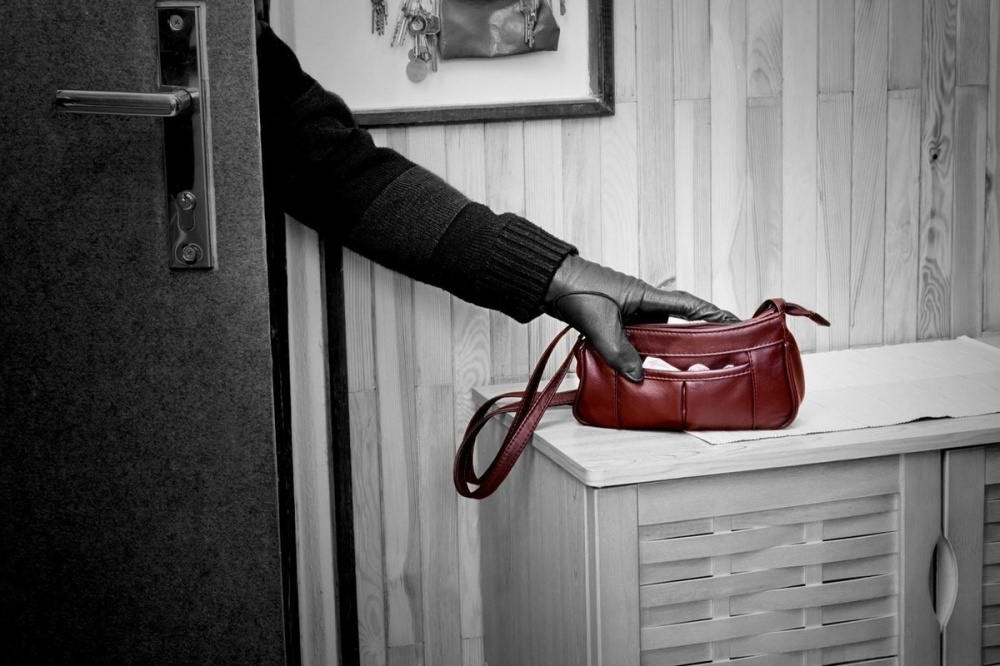 Памятка - профилактика краж. Как защитить себя от кражи.