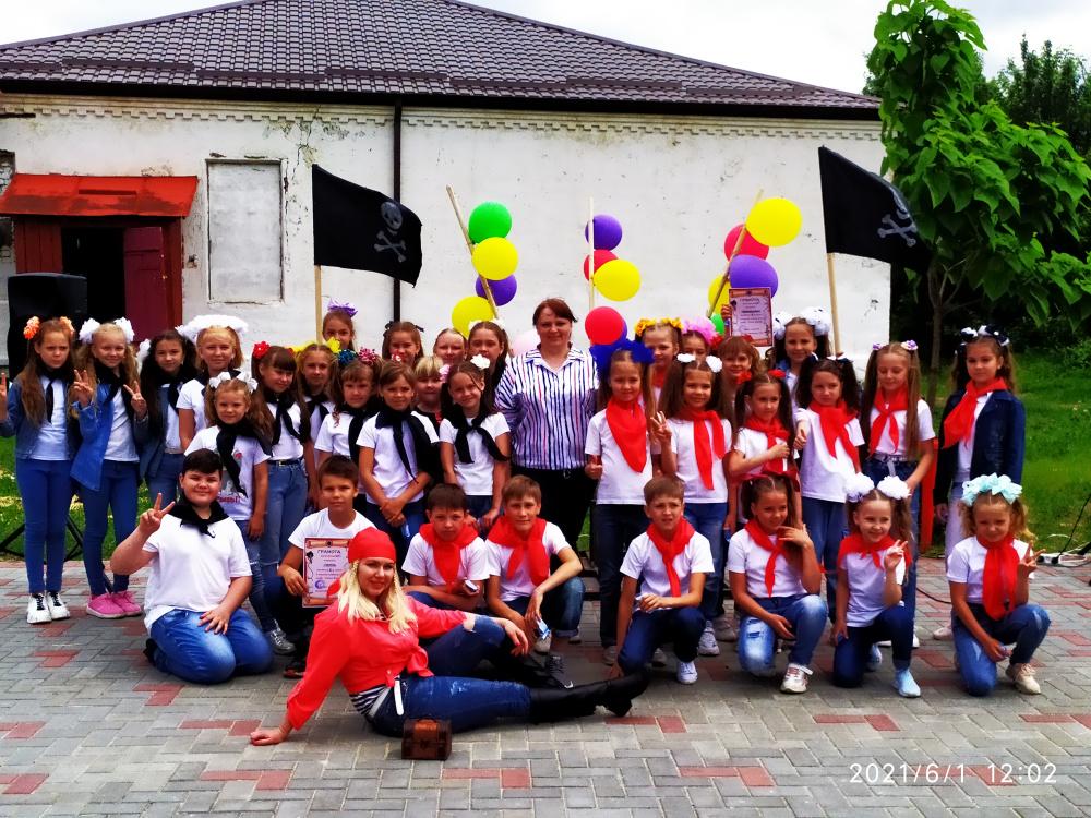 Петропавловка! 1 июня 2021 года! Праздник  для ребят в международный день защиты детей!