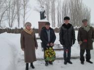 28 января в с. Кочетовка состоялось мероприятие посвященное           Дню освобождения села.