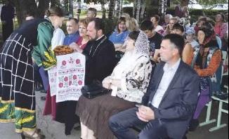 В Тамбовке отметили День села