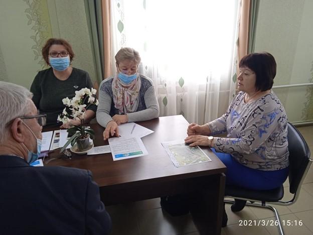 Мятлевские депутаты обсудили вопросы формирования комфортной городской среды в поселке Мятлево
