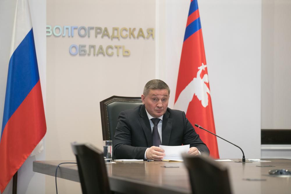 Андрей Бочаров провёл оперативное совещание