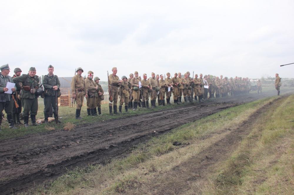 18 августа 2019 года в селе Каширское состоялся военно-исторический фестиваль «Острогожско-Россошанская операция»