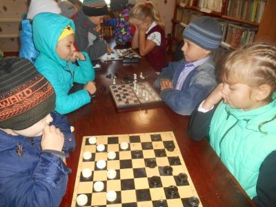 кружок «Шахматы и шашки»