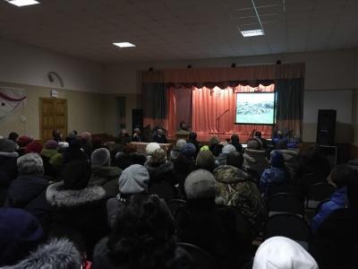 Отчет главы Нижнеикорецкого сельского поселения за 2019 год