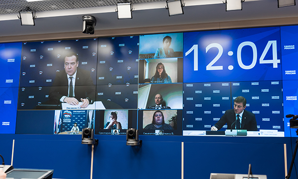 Дмитрий Медведев: «За каждым проблемным вопросом стоит конкретный человек»