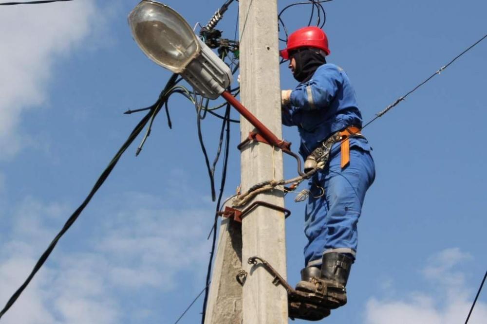 Отключение электроэнергии 15 и 16 января