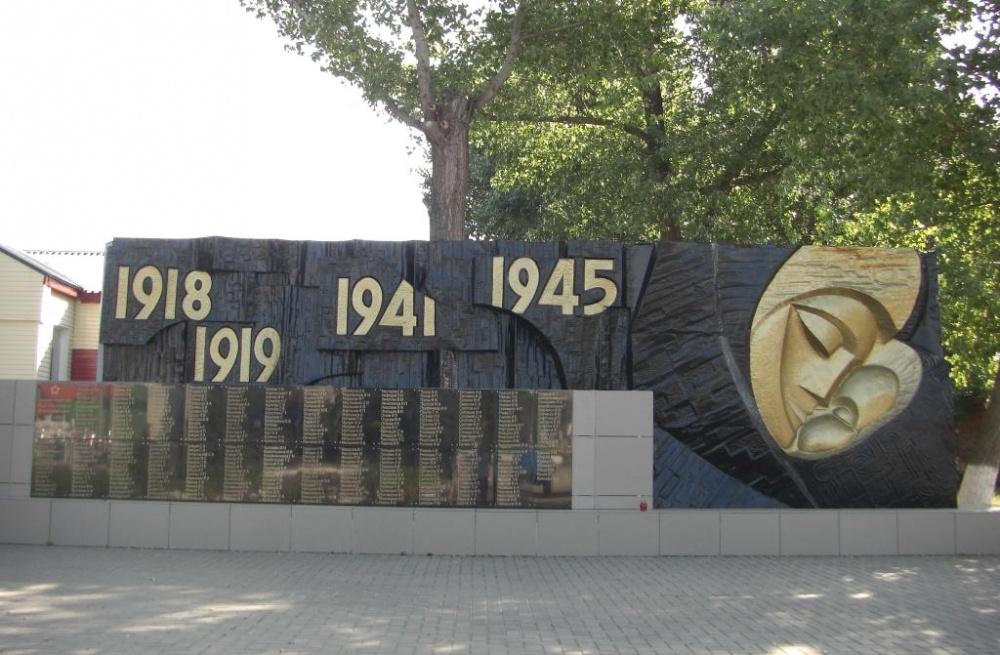 Завершен ремонт воинского захоронения №236