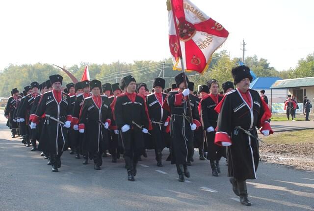 С днем образования Кубанского казачьего войска