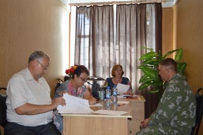 2 августа 2018 года был проведен выездной прием граждан в Народненском сельском  поселении