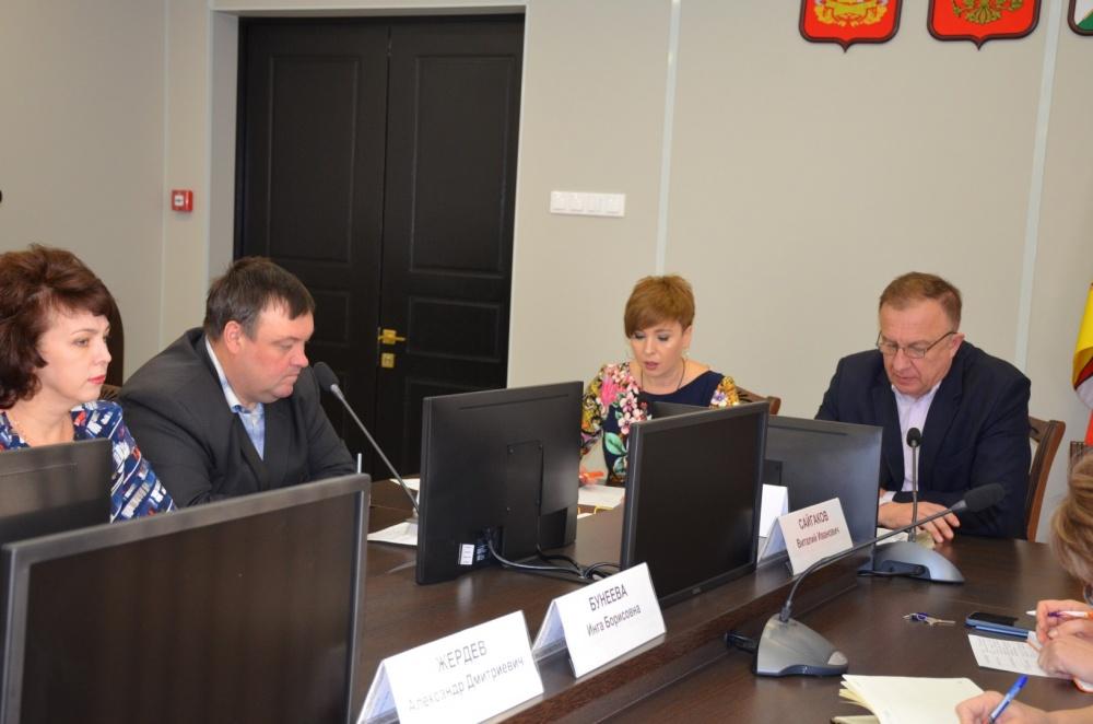 Информационное сообщение о проведении  заседания Совета по противодействию коррупции Верхнемамонского муниципального района