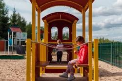 О безопасности детей во дворах
