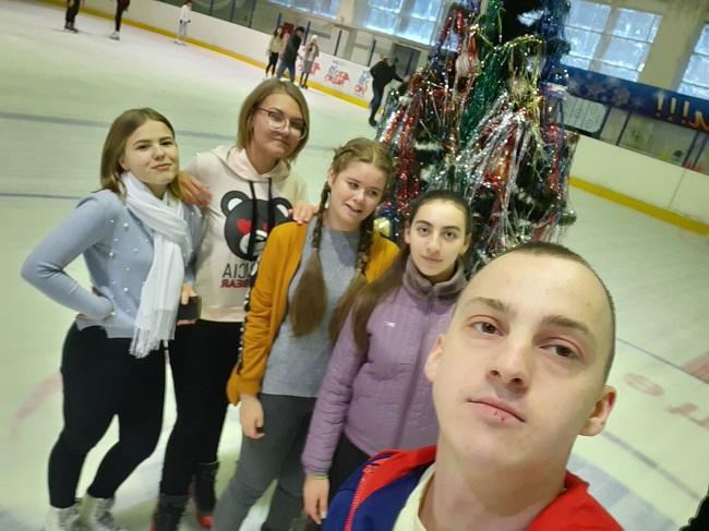 Акция «Все на лед!»