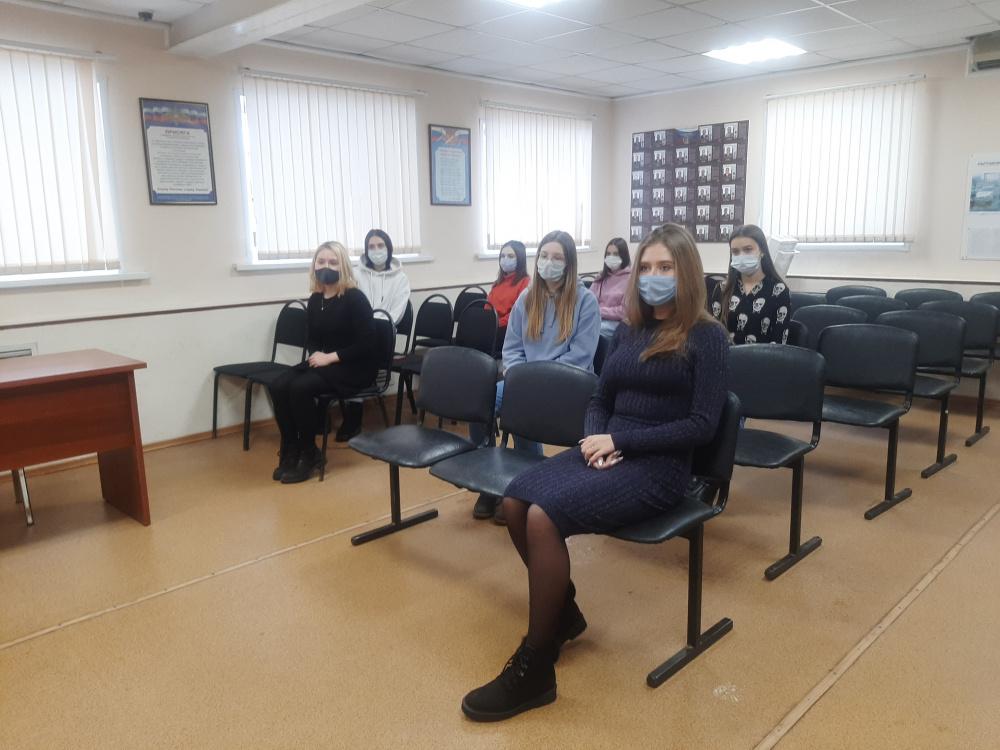 В Волжском районе проходит акция «Студенческий десант»