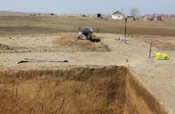 Уникальные захоронения возрастом четыре тысячи лет найдены в Волгоградской области