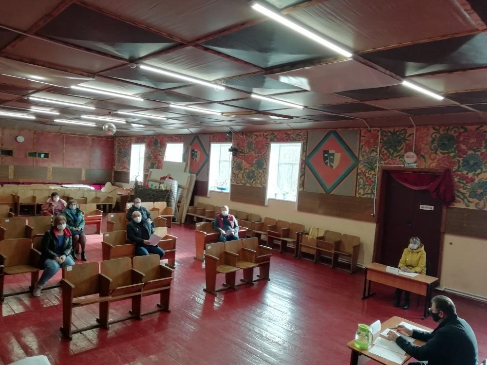 Состоялась вторая сессия Совета народных депутатов Петропавловского сельского поселения шестого созыва