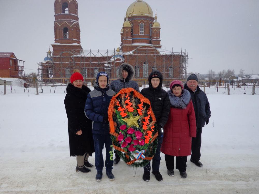 День освобождения города Воронежа