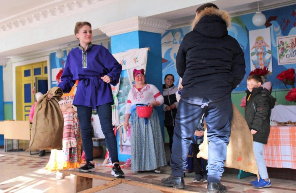 Масленица в Филоновском СДК