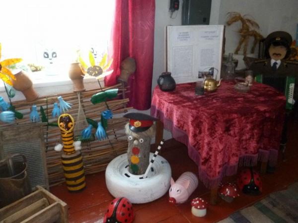 сельский музей 2