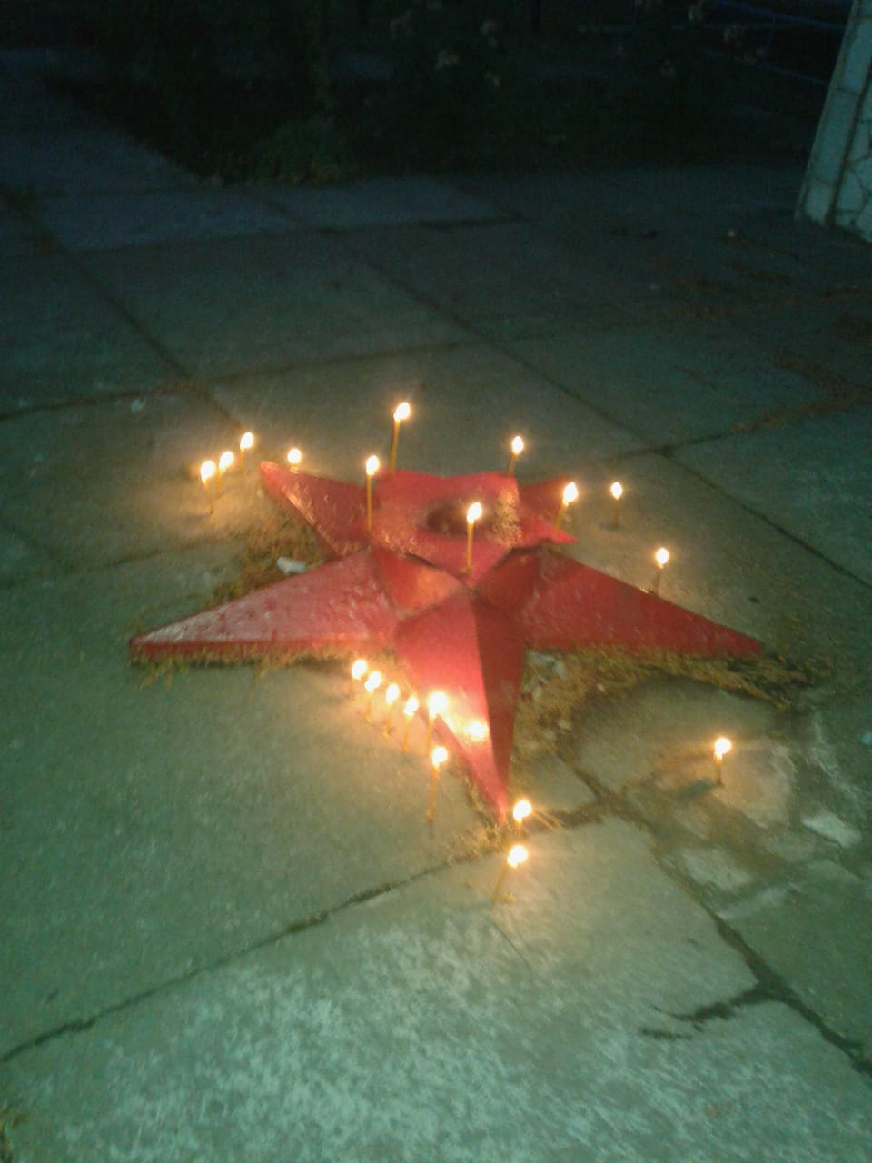 акция « Зажгите свечи»