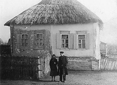 Немецкая колония в Воронежской губернии