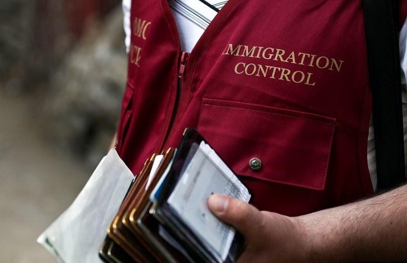 Информация о нелегальной миграции
