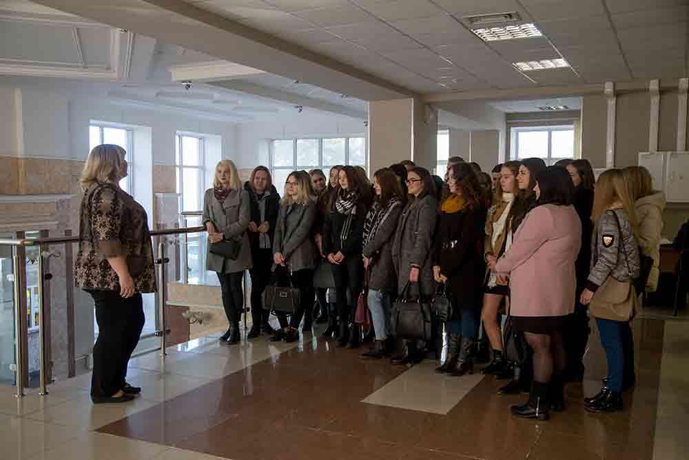 Кадастровая палата по Тульской области формирует у студентов-практикантов профессиональные навыки