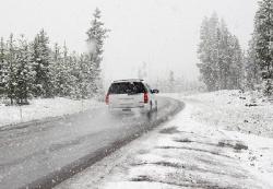 Правила поведения на дороге во время гололёда