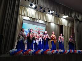 21 февраля –  в сельском доме культуры прошёл праздничный концерт посвящённый дню защитников Отечества «Мужчины- наша гордость!».