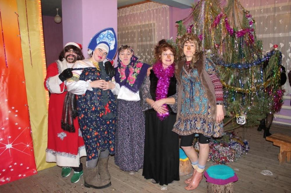 В поселении прошли новогодние мероприятия