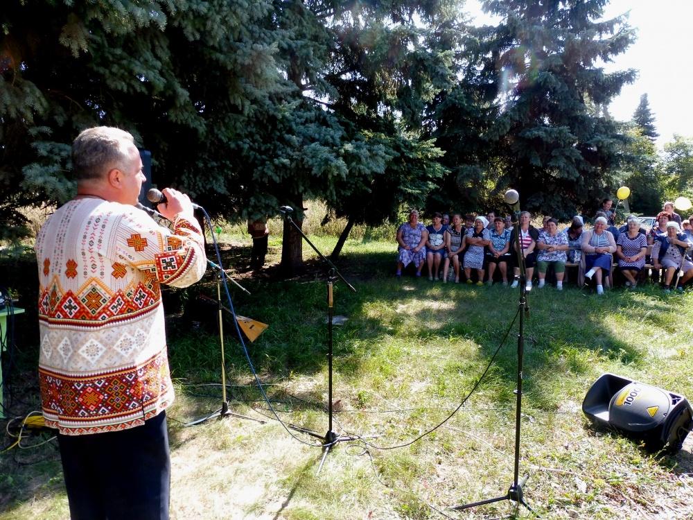Открытии вышки Теле2 в селе Вторая  Михайловка