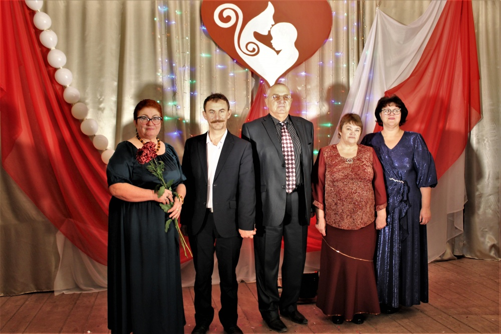 День Матери в Ольховком СДК